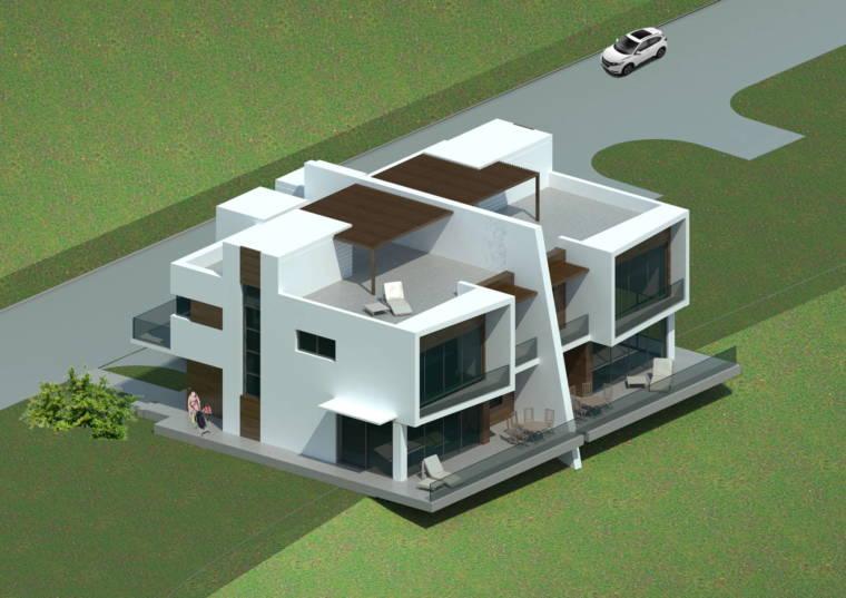 Дом яхтсменов - Arconica