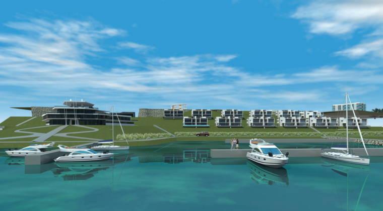 Яхтклуб - Arconica